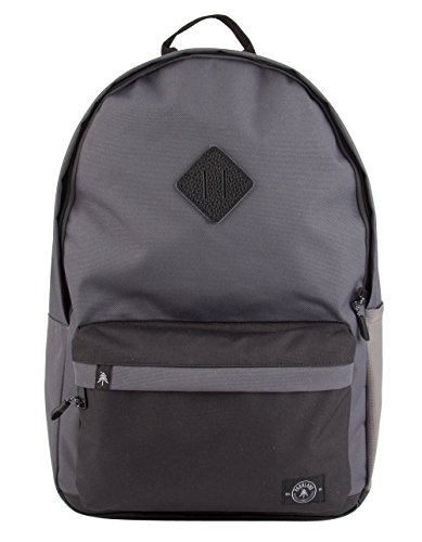 PARKLAND Meadow Plus Backpack, Charcoal