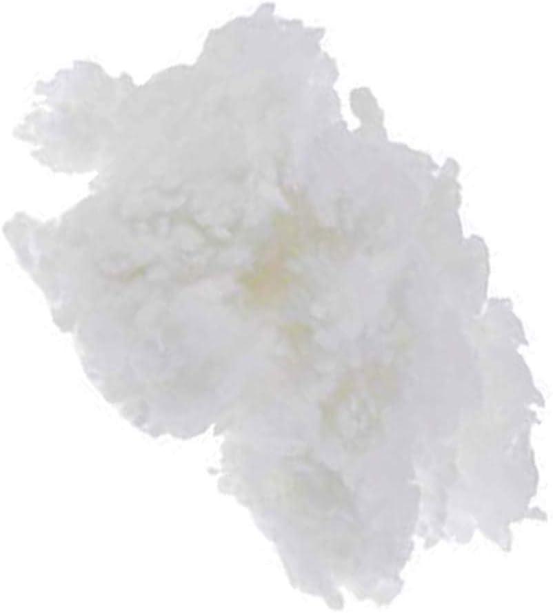 White 12 oz Fairfield PFRS12 Poly-Fil Royal Silk Fiber Fill Bag 2 Packs