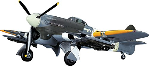 Hasegawa Hawker Typhoon Teardrop 1/48