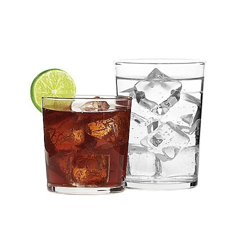 Bormioli Rocco Dailyware Bodega Glasses (Set of 16)