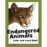 [(Endangered Animals Color and Learn Book : The Coloring Book for Kids Who Love Endangered Animals)] [By (author) Jonni Good] published on (November, 2010)