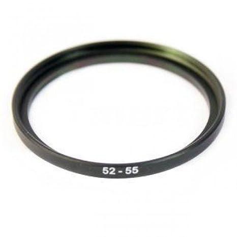 Omax 52-55mm Step-Up Adapter Ring