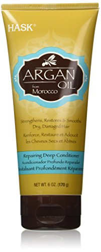 Hask Argan Oil Repairing Deep Conditioner, 6 Ounce