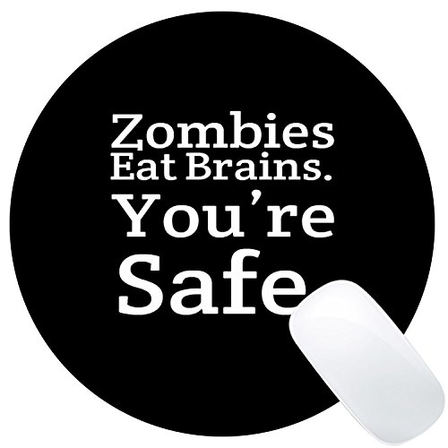 zombie mouse pad - 4