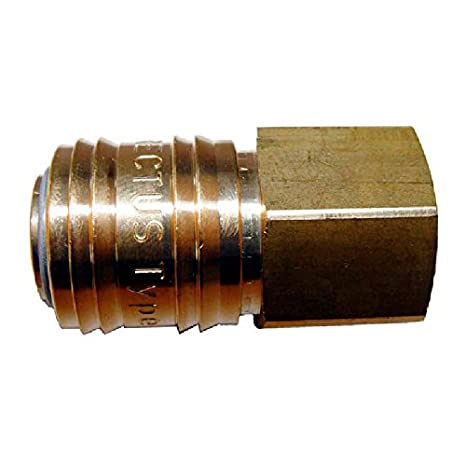 Enchufe rapido aire comprimido serie 24 1//2 hembra