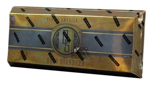 2015-16 Panini Gold Standard Basketball Hobby Box by Panini
