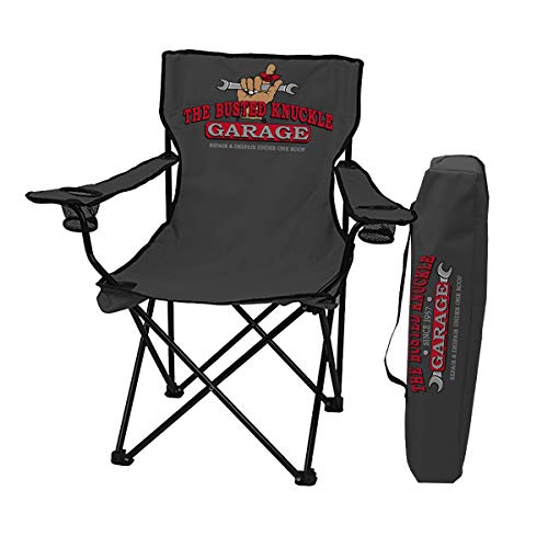 Magnet Finger (Busted Knuckle The Folding Outdoor Lawn Chair, Camping Sports Events. BKG-70065)