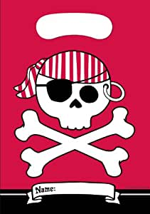 Creative Converting Pirate Parrty Boy Loot Bags