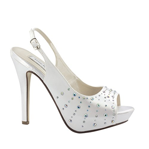 Touch Ups Brie Dyeable Wedding Shoes