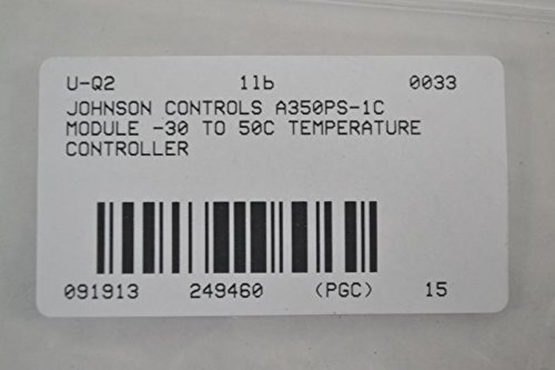 Johnson Controls A350PS-1C A350P Series Proportional Plus Integral Temperature Control with A99Bc-25C Temperature Sensor: Electronic Component Motors: ...