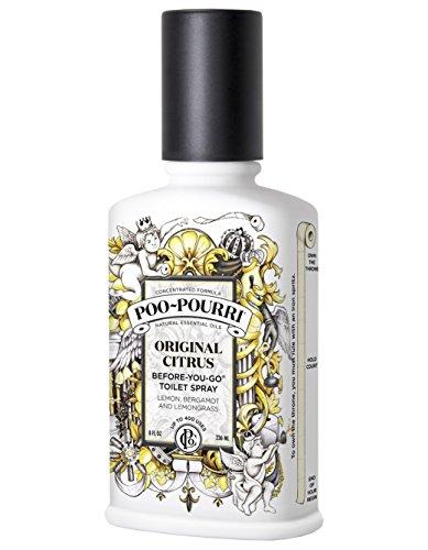 UPC 637459139397 - Poo-Pourri Before-You-Go Toilet Spray 8-Ounce Bottle, Original Scent