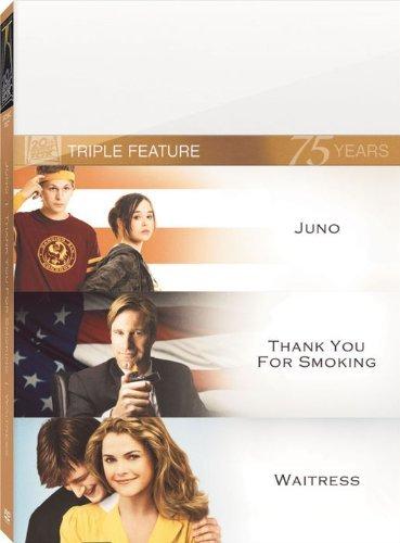 Juno & Thank You for Smoking & Waitress [DVD] [Region 1] [US Import] [NTSC]