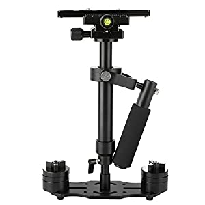 SUTEFOTO Handheld Stabilizer for Camera Video DV DSLR Nikon Canon, Sony, Panasonic