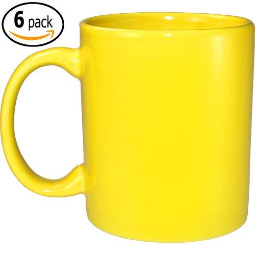 Yellow Coffee Pot - 8