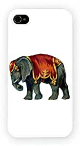 Vintage Elephant iPhone 5C Funda Para Móvil Case Cover