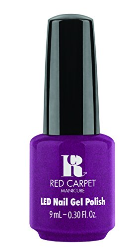 ショップ展望台保守的Red Carpet Manicure - LED Nail Gel Polish - 9 Inch Heels - 0.3oz / 9ml