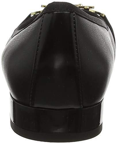 54 Mujer Bailarinas Wistrey black Geox Para C9999 D Negro EXqSqwZx