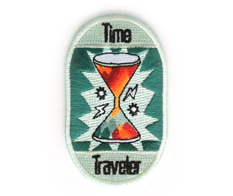 Patch - Time Traveler
