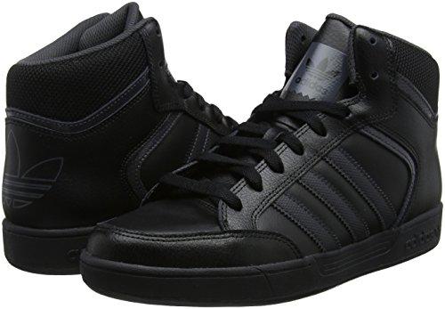 Mid 1 0 Adidas 41 Black Black Eu Baskets Varial core Grey core dgh Solid 3 Hautes Originals Noir Homme 66wRqExa