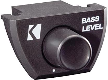 Kicker 43CXARC Bass Remote Control for KICKER CXA-Series/PXA-Serie/CX-Series Amplifiers