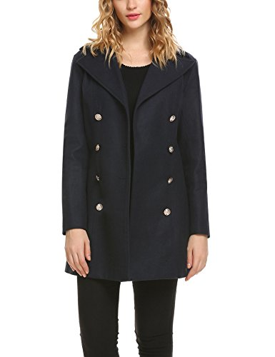 Boucle Lined Coat - 6