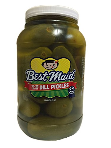Check expert advices for best maid pickles 5 gallon?
