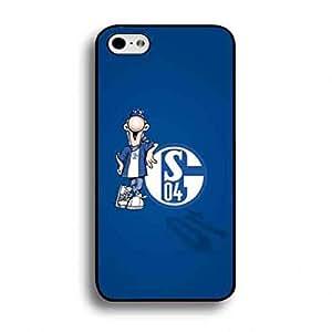 FC Schalke 04 iPhone 6Plus/iPhone 6SPlus Funda,Bundesliga iPhone 6Plus/iPhone 6SPlus Funda,Hard Plastic Funda for iPhone 6Plus/iPhone 6SPlus