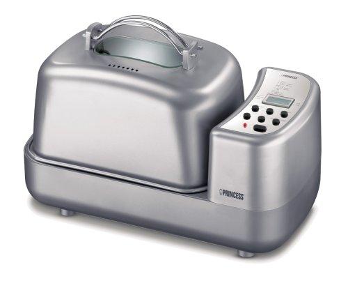 Princess Silver Breadmaker Type 151935, Plata, 630 W, 230 V ...