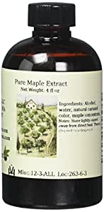 Maple Extract, 4 Ounce