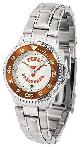 Texas Longhorns - Competitor Ladies Steel