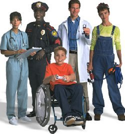 Officer's Guide to Interacting with Disabled People: Law Enforcement Training Education & Community Relations