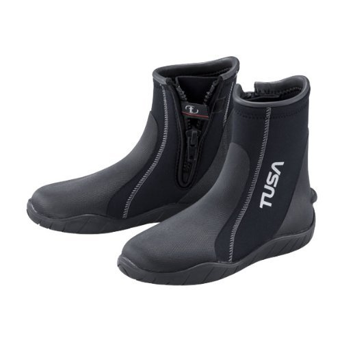 Tusa Imprex 5mm Scuba Dive Boot - DB-0101-BK-13 - Size 13 by Tusa
