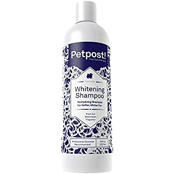 Natural Fur Whitener For Dogs
