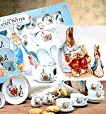 Beatrix Potter Peter Rabbit Tea Service