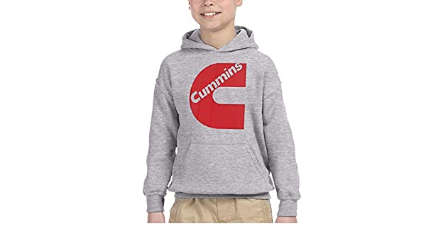 Mens Cummins Hoodies Generic Long Sleeves Casual Sweatshirt with Pocket Blouse Black