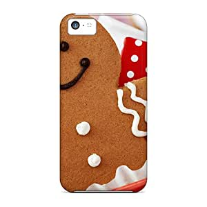 CalvinDoucet Premium Protective Hard Cases For Iphone 5c- Nice Design - Christmas Cookie