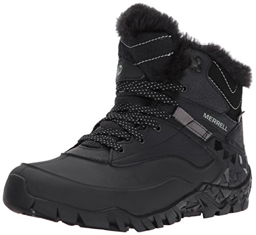 Black Aurora Chaussures Ice Randonnée Noir Femme Hautes 6 Merrell de 4xa7nS6C6