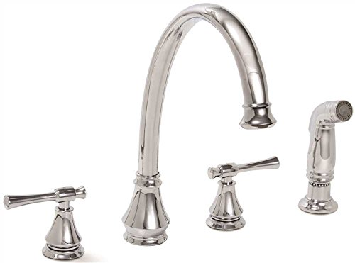 (Premier Faucet 120117LF Torino Two Handle Kitchen Faucet)
