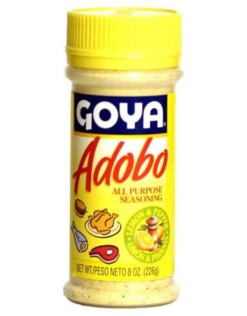 Goya Adobo with Lemon & Pepper - 8 ...