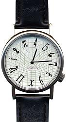 Albert Einstein Relativity Science Unisex Analog Water Resistant Novelty Watch
