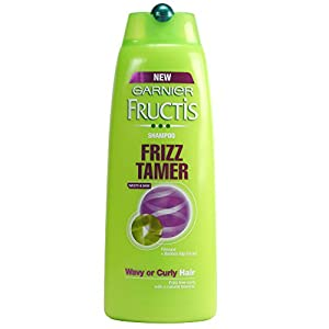 fructis frizz tamer anti frizz shampoo 250 ml. Black Bedroom Furniture Sets. Home Design Ideas