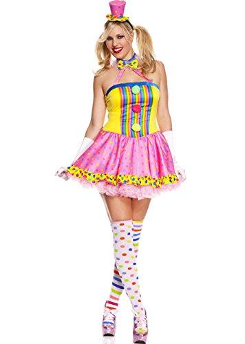 (Music Legs Circus Cutie Adult Costume - Plus Size)