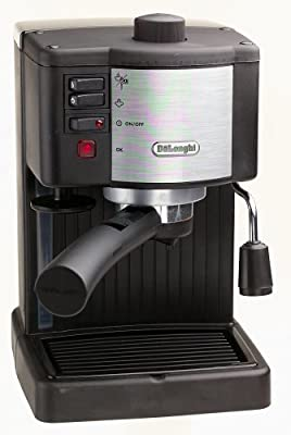DeLonghi EC140B Espresso and Cappuccino Maker