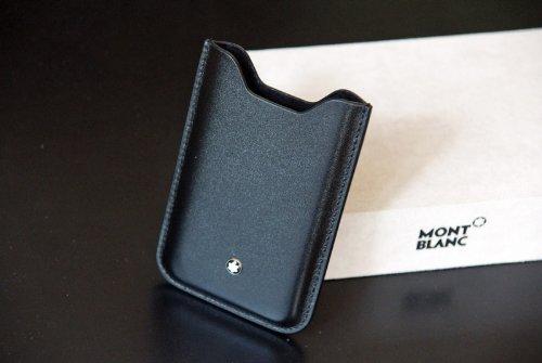 custodia montblanc iphone