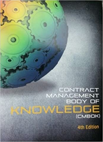 Contract management body of knowledge fourth edition margaret g contract management body of knowledge fourth edition margaret g rumbaugh john wilkinson 9780970089779 amazon books fandeluxe Images