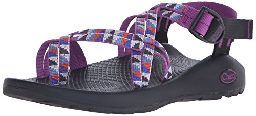 Chaco Women's ZX2 Classic Athletic Sandal,Camper Purple,7 M US