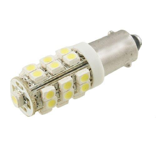 38 Carte 1 Light - eDealMax BA9S H5W 25 LED blanche SMD voiture indicateur Ampoules Lampes