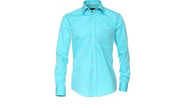 Unbekannt - Camisa - Básico - para niño Turquesa Turquesa 32 ...