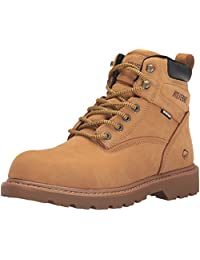 Wolverine Mens Floorhand 6 Inch Waterproof Soft Toe-m Work Boot