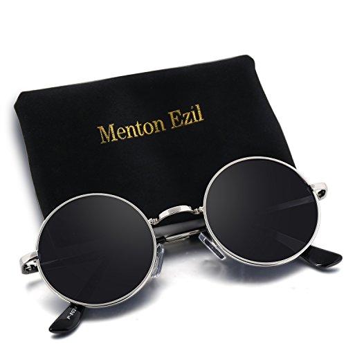 Argus Le Lennon Style Vintage Round Pola - 8124 Sunglasses Shopping Results